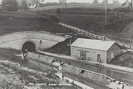 Blisworth Canal Tunnel