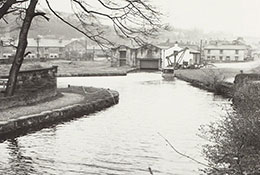 Whaley Bridge Wharf