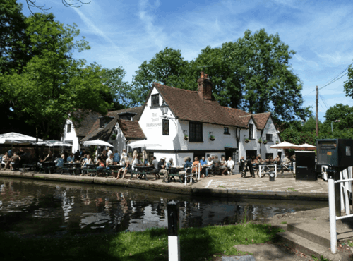 waterside pubs