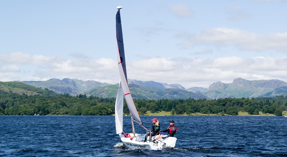 The Best Places In The UK For Inland Dinghy Sailing