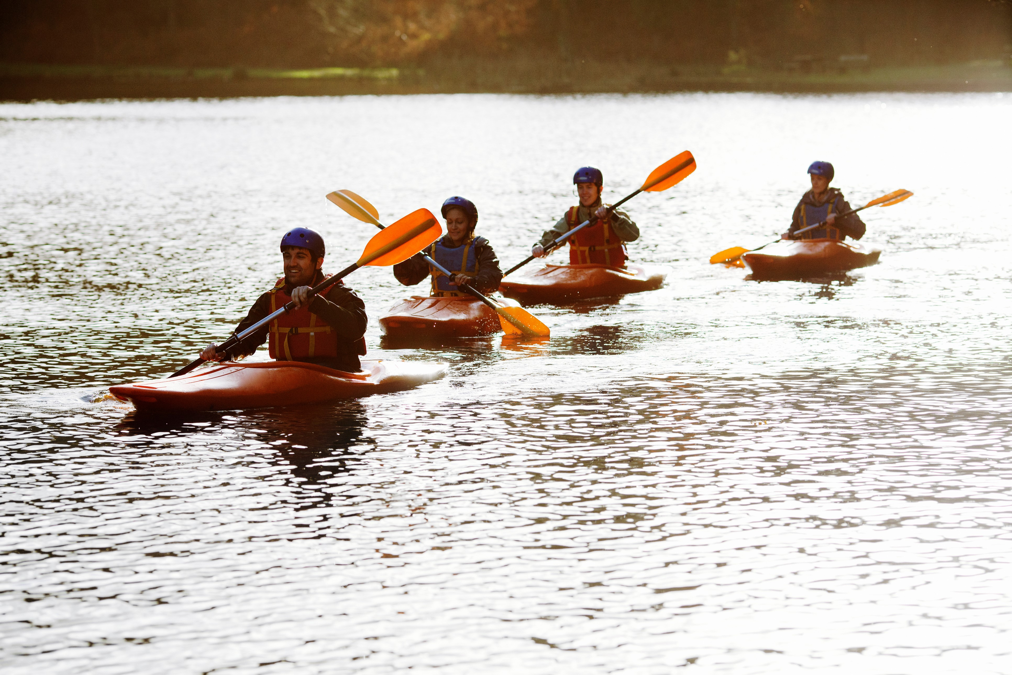 The Best Places To Kayak In North West England