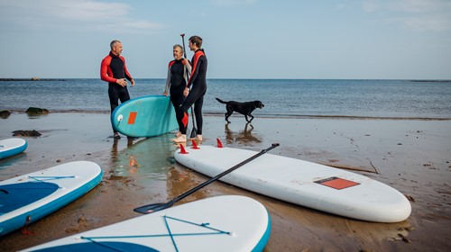 Inflatable SUP vs Solid SUP: Which Should You Choose?