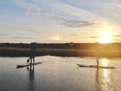 Paddleboarding locations
