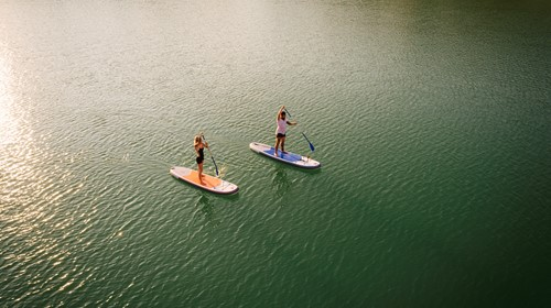 The Best Places To Paddleboard In Europe